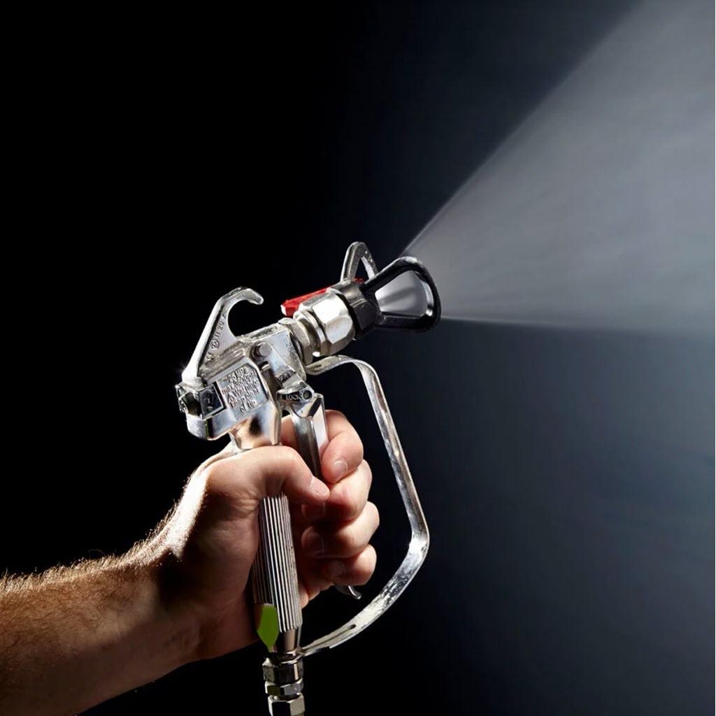 Decorator - Spray painting - Warrington
